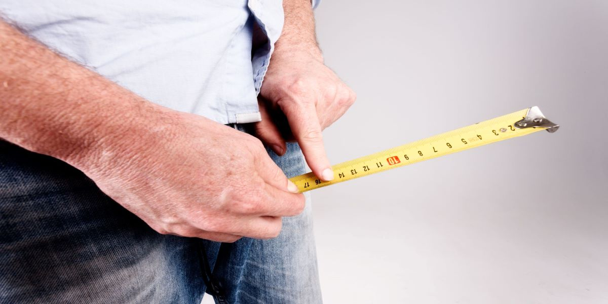 Penis Size: How Do You Measure up?
